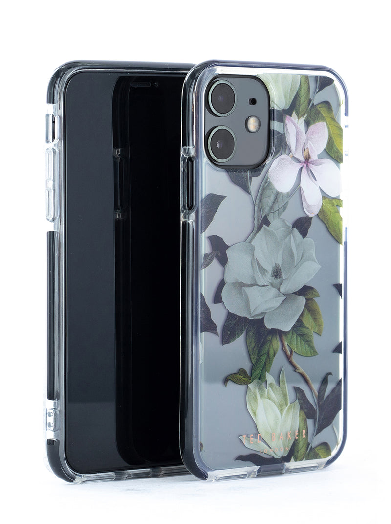 Ted Baker OPAL Anti Shock Case for iPhone 11 - Clear Back