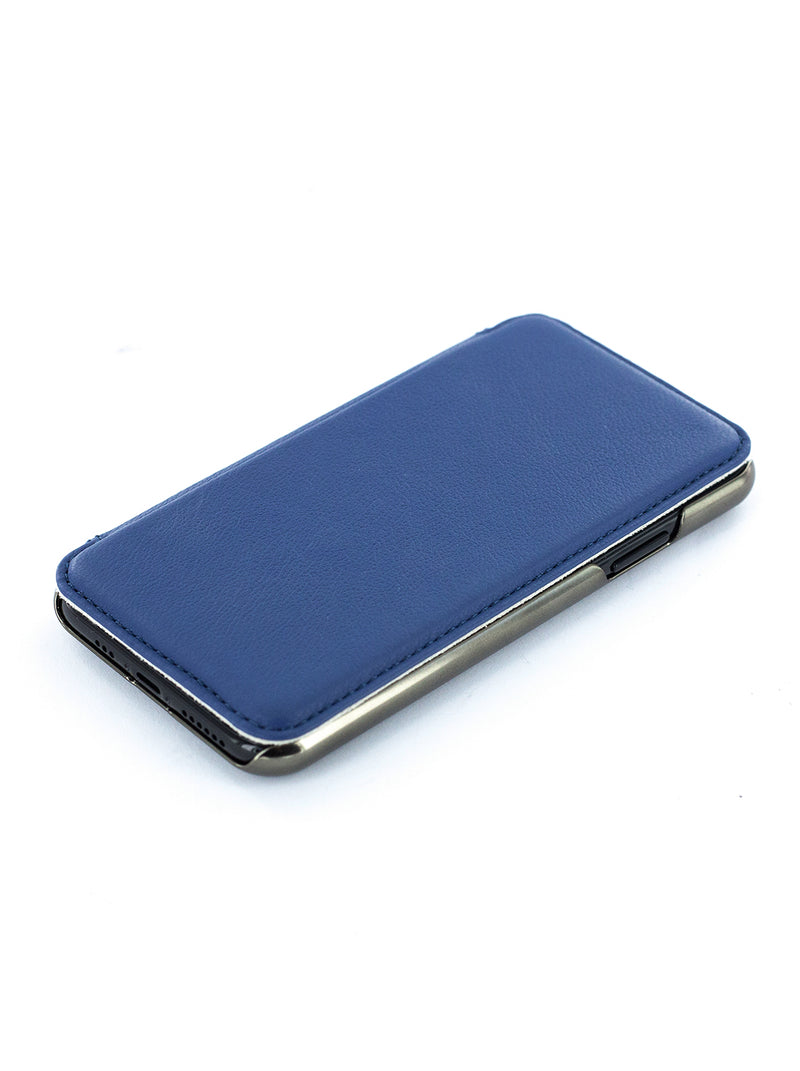 Greenwich BLAKE Leather Case for iPhone 11 Pro Max - Persia (Blue)