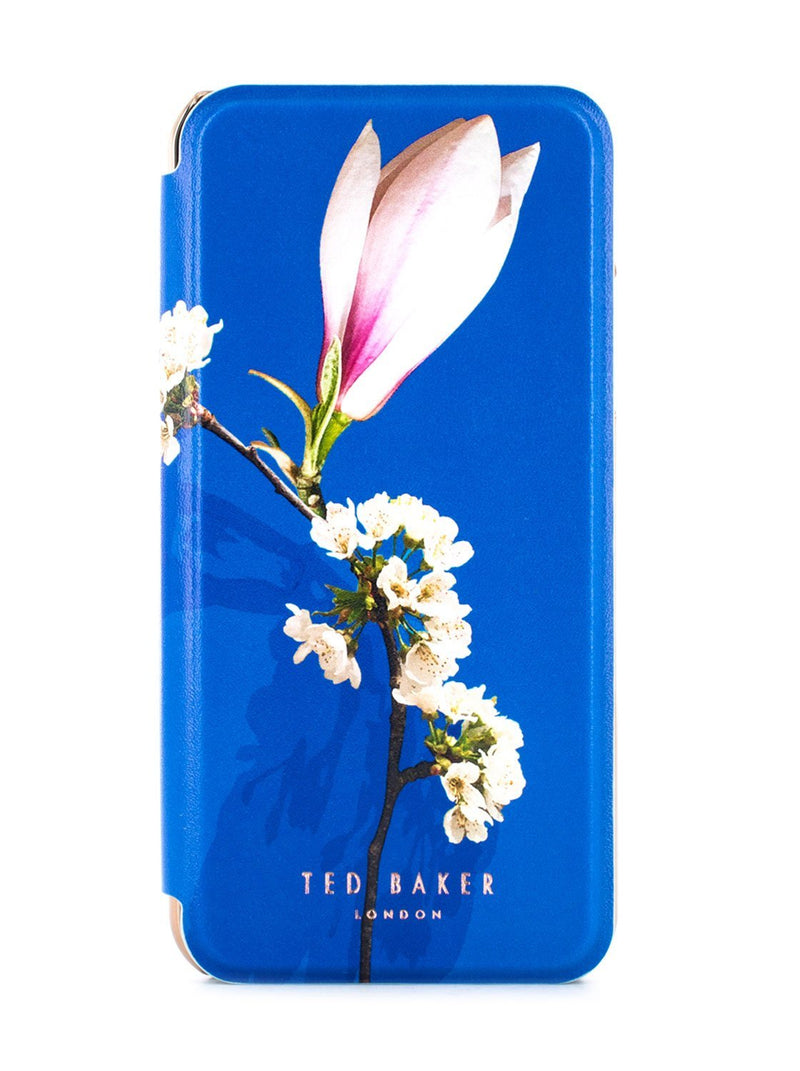 Hero image of the Ted Baker Apple iPhone 8 / 7 / 6S phone case in Blue