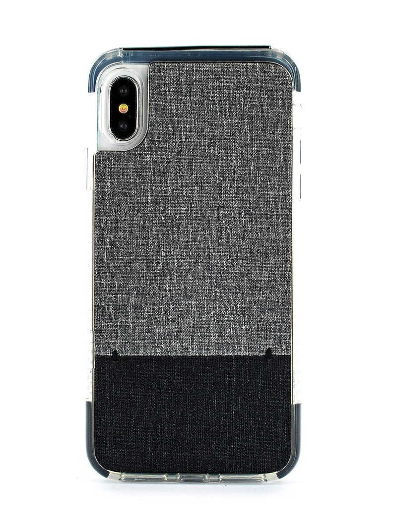 Proporta Flex Switch Case for iPhone XS Max - Grey Marl
