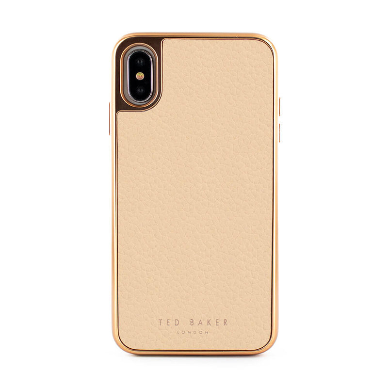 Ted Baker Connected Case for iPhone XS Max - STORMII Taupe