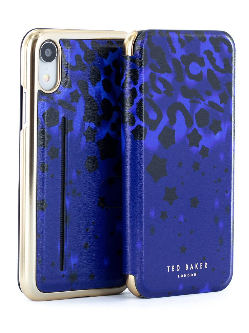 Ted Baker Book Case for iPhone XR - BEETTY