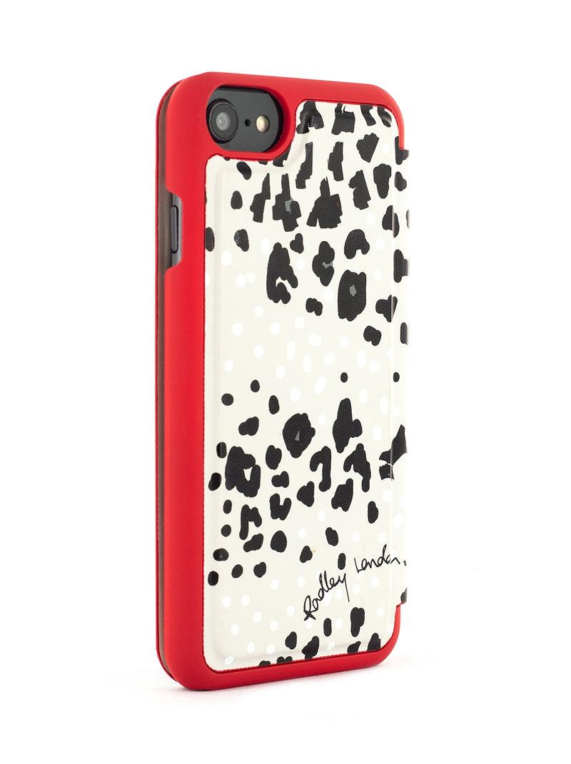 RADLEY Folio Case for iPhone SE (2020) / 8 / 7 - Leopard