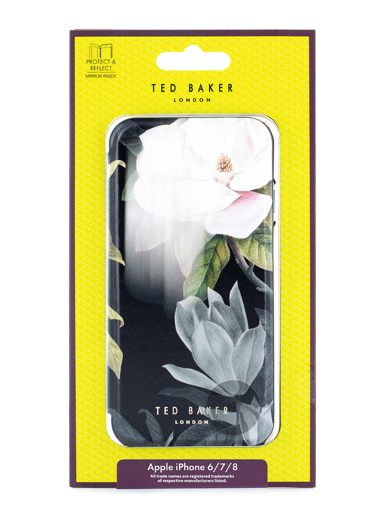Ted Baker Book Case for iPhone SE (2020) / 8 / 7 / 6 - AGATHAA/OPAL