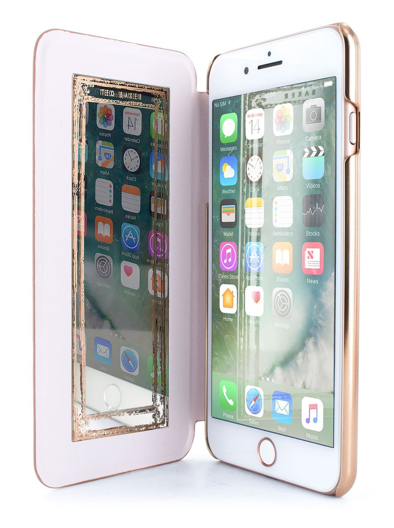 Ted Baker Mirror Case for iPhone 8 Plus / 7 Plus / 6 Plus - LIDAA