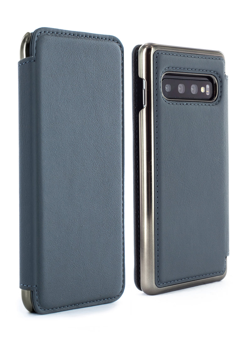 BLAKE Luxury Leather Case For Samsung Galaxy S10 - SEAL
