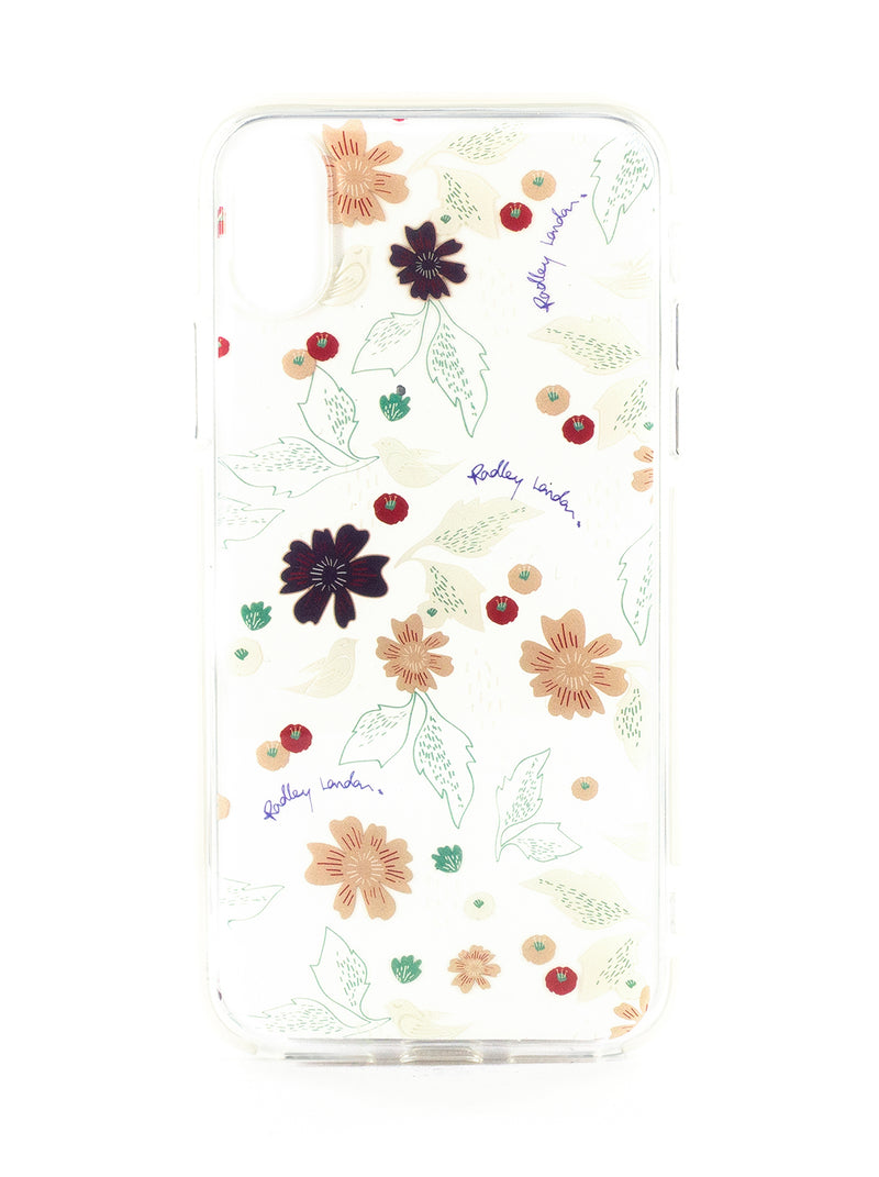 RADLEY Anti Shock Bumper Case for iPhone X/XS - Floral