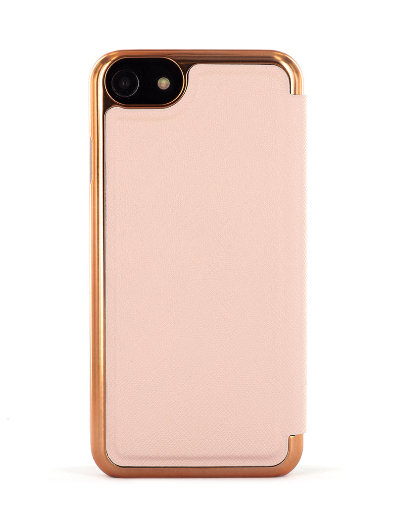 Ted Baker Mirror Case for iPhone SE (2020) / 8 / 7 / 6 - INEZZA (Nude)