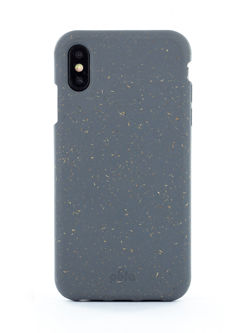 Pela Eco Friendly Case for iPhone X/Xs - Grey