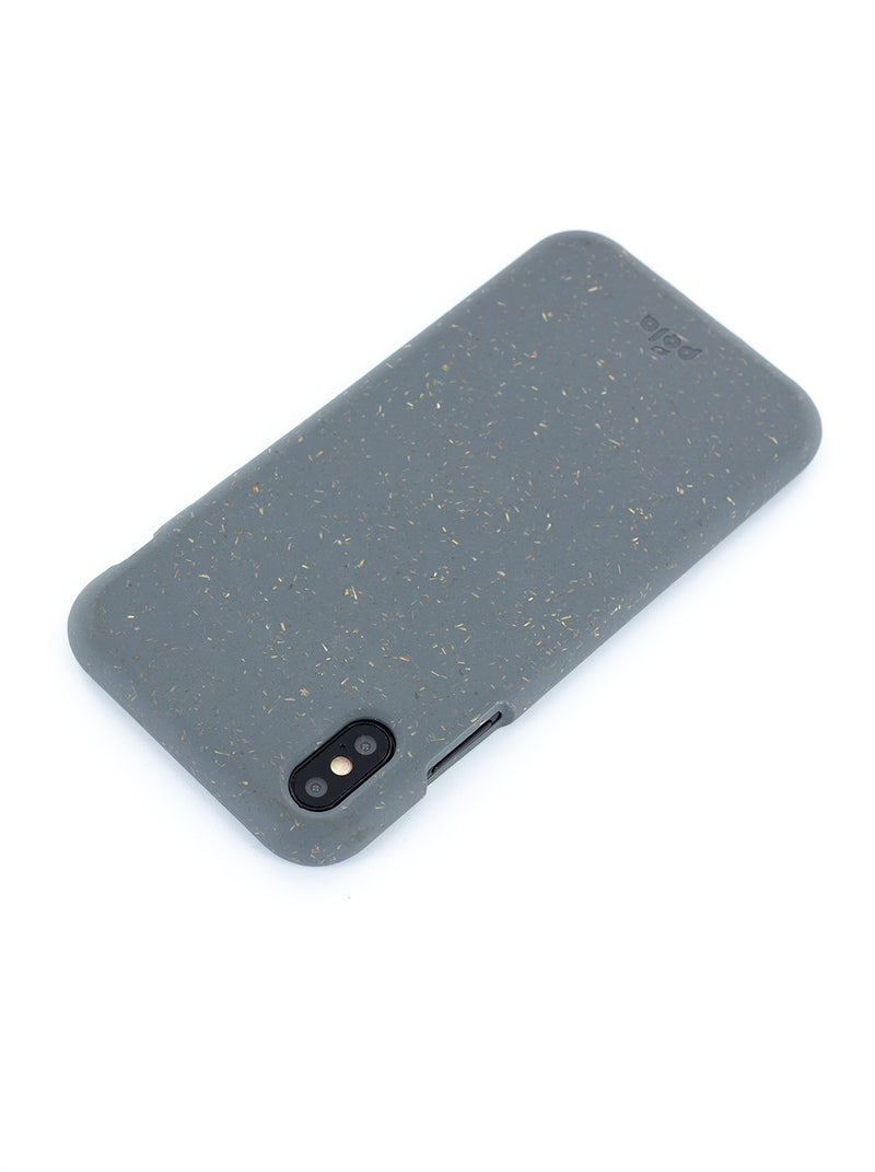 Pela Eco Friendly Case for iPhone XS Max - Grey