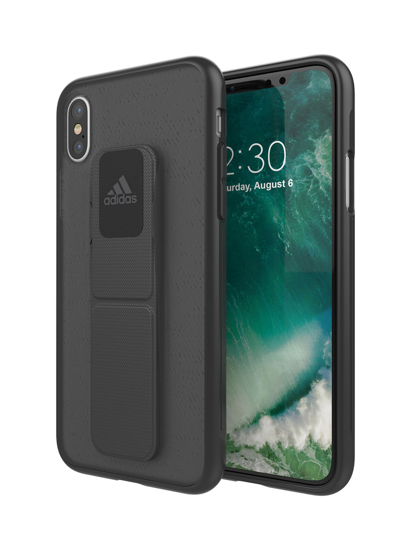 Adidas Sports Case for iPhone X/XS - Black