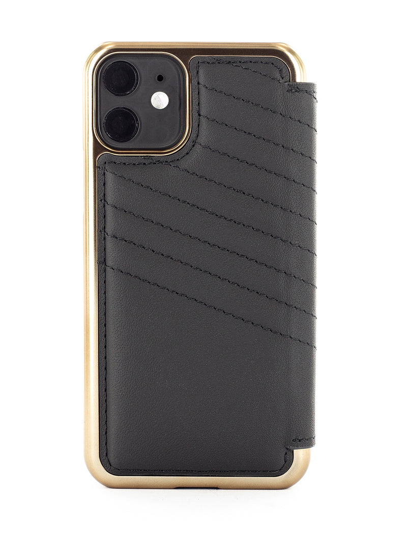Greenwich Luxury Leather Case For iPhone 11 - PORTLAND / BELUGA