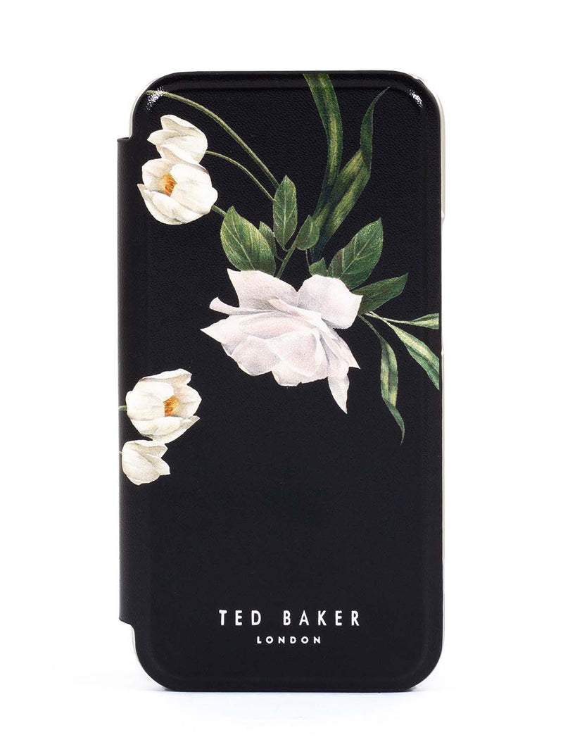 Ted Baker ELLISEE Mirror Case for iPhone SE (2020) - Elderflower