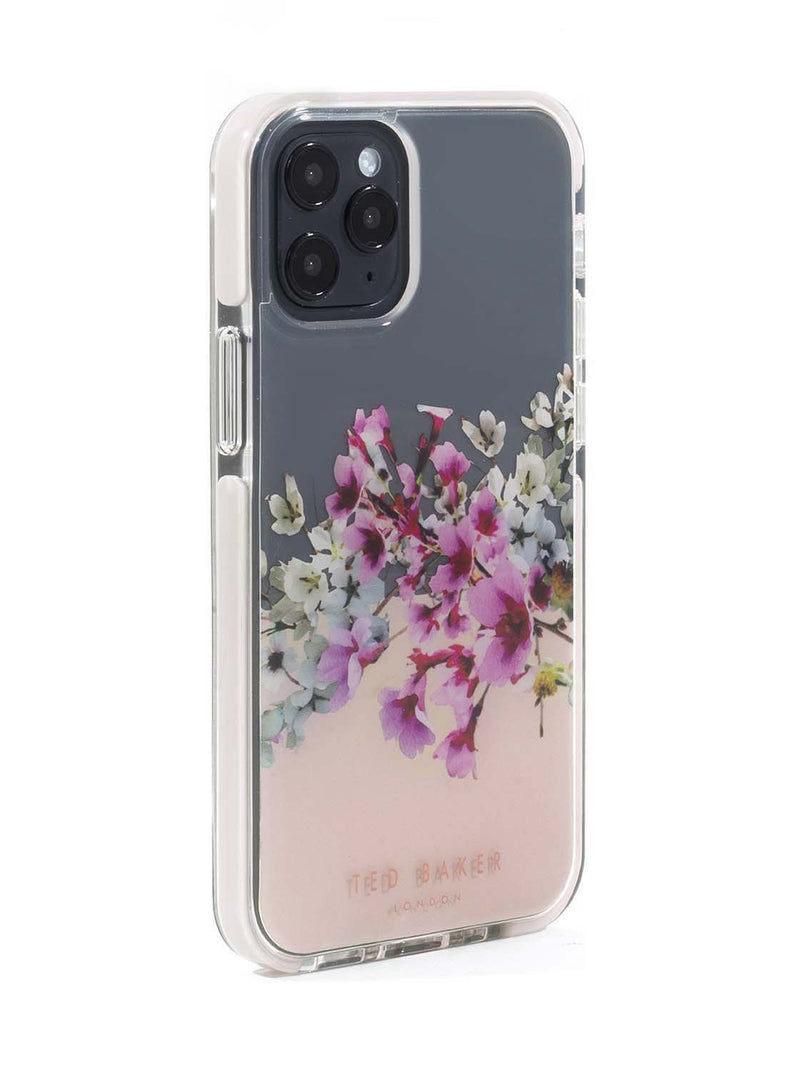 Ted Baker Anti-Shock Case for iPhone 12 - Jasmine