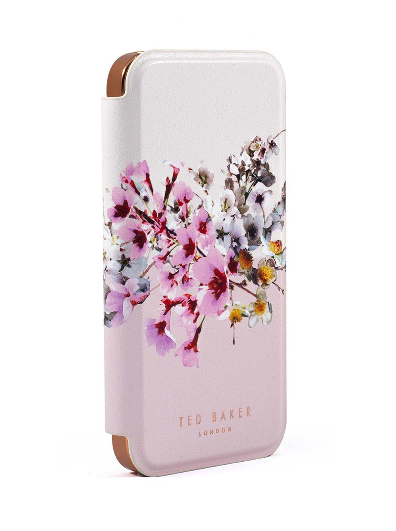 Ted Baker Mirror Case for iPhone 12 - Jasmine