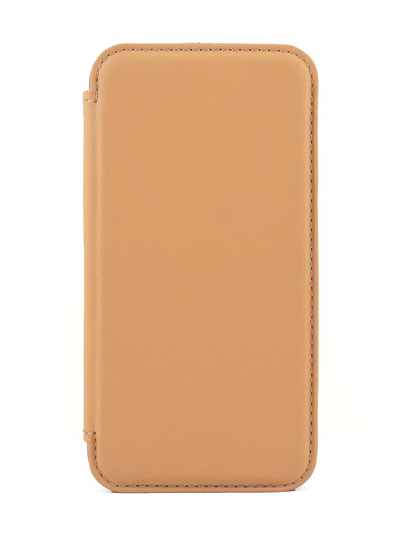 Greenwich BLAKE Leather Case for iPhone 12 Pro - Caramel (Tan)