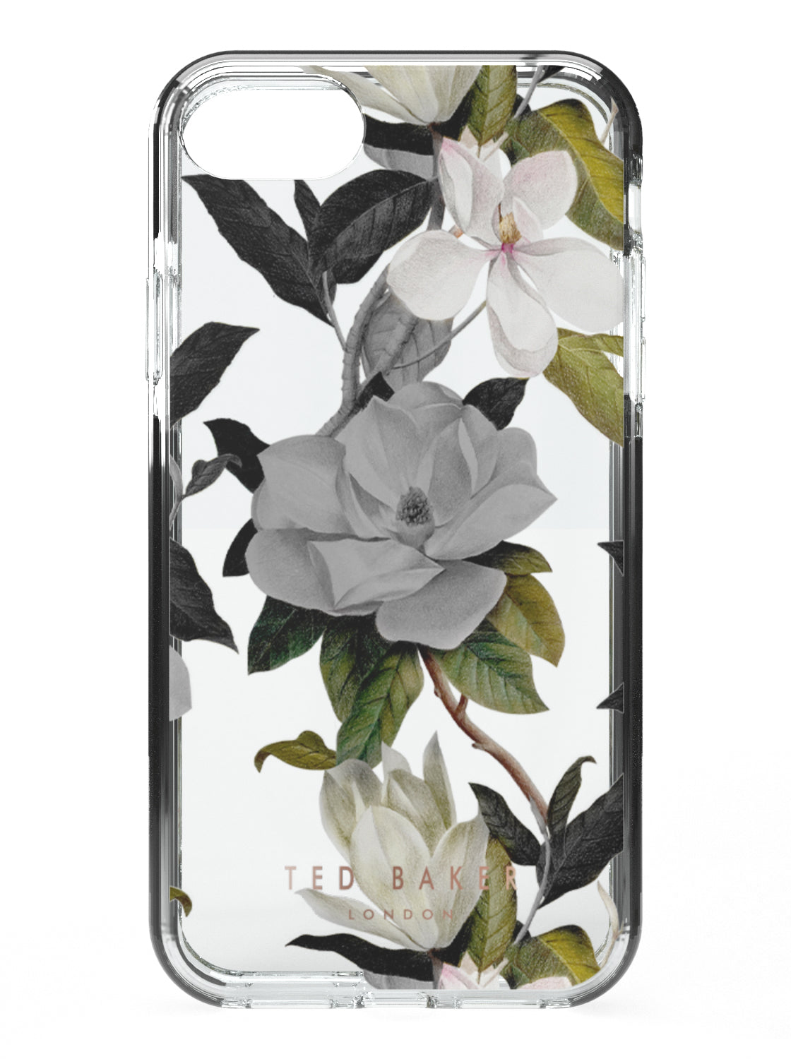 Ted Baker OPAL Anti Shock Case for iPhone 8 / 7 - Clear Back
