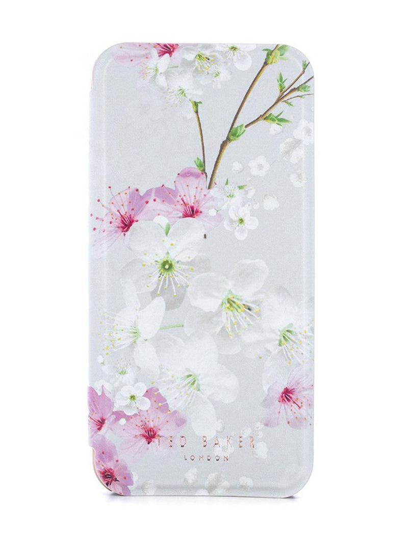 Hero image of the Ted Baker Apple iPhone 8 Plus / 7 Plus phone case in White