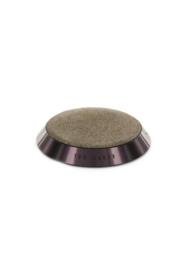 Hero image of the Ted Baker Universal wireless charger in Brown