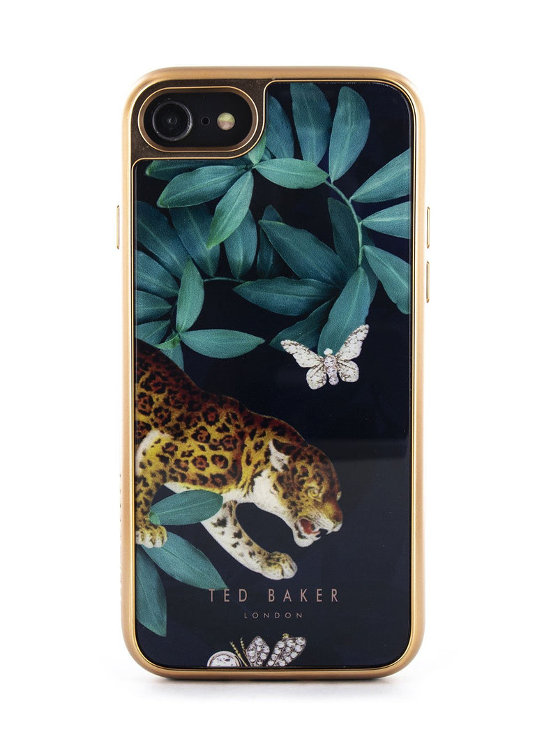 Hero image of the Ted Baker Apple iPhone 8 / 7 / 6S phone case in Houdini Navy