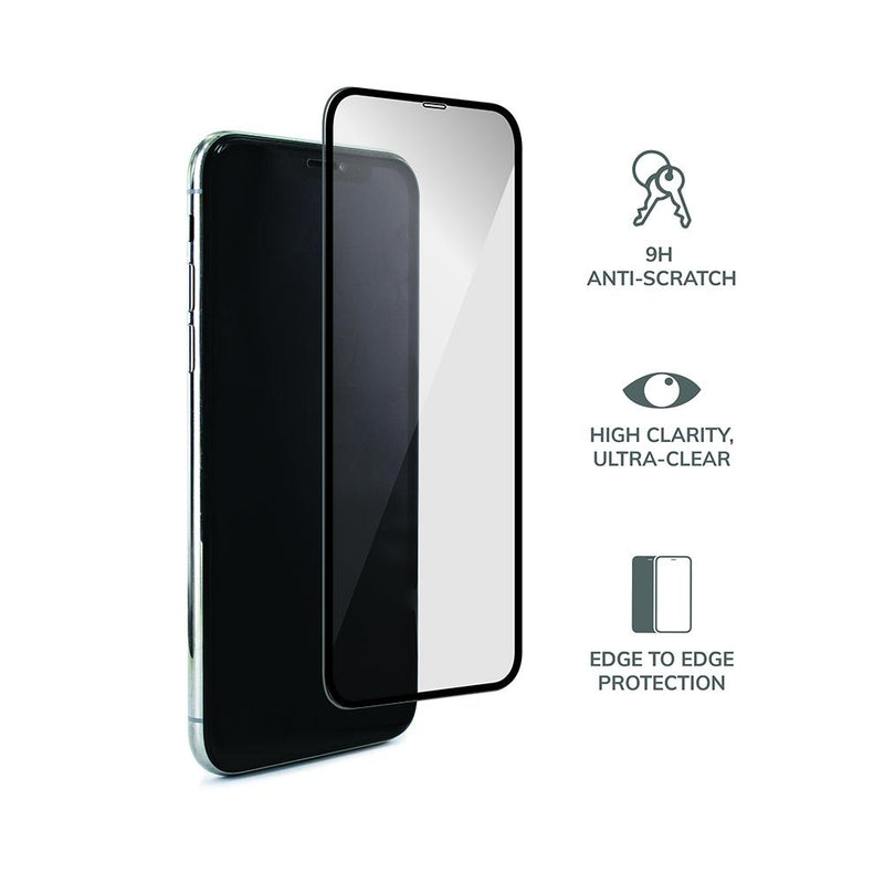 Feature shot of the Proporta Apple iPhone 11 Pro Max screen protector in Clear