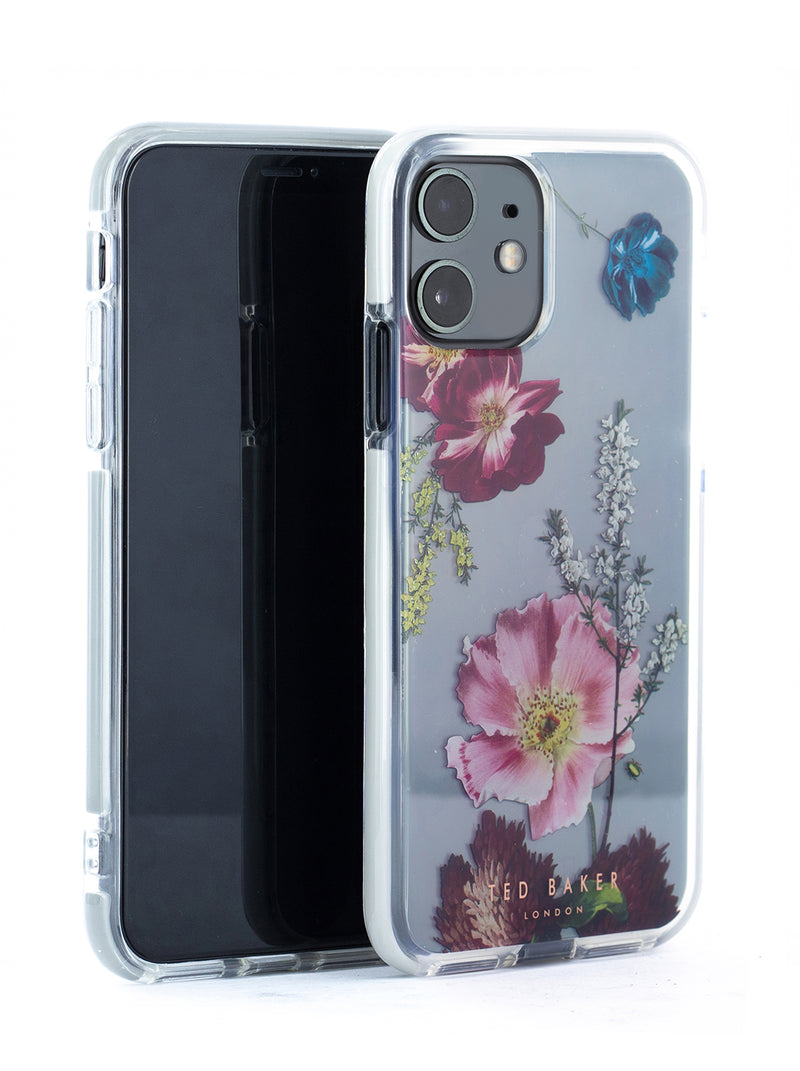 Ted Baker FOREST FRUITS Anti-Shock Clear Case for iPhone 11