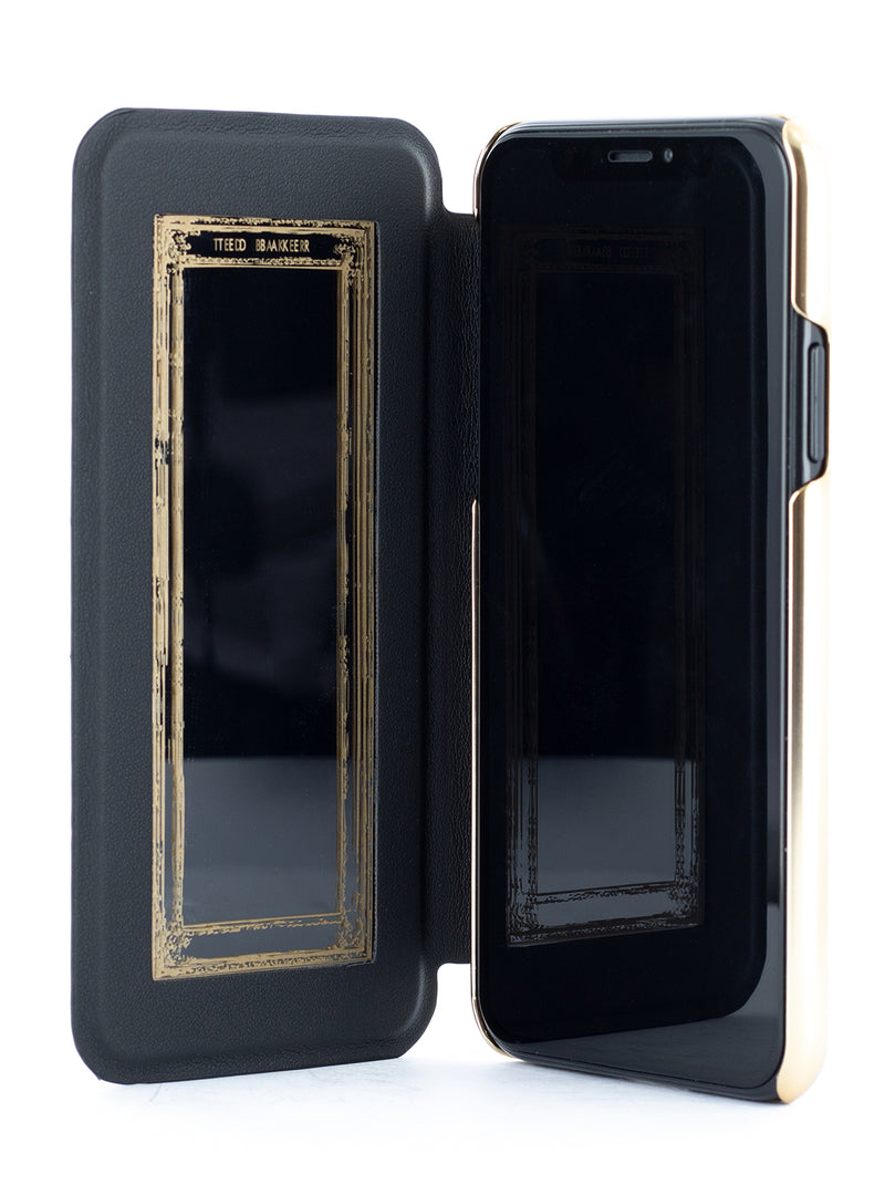 Ted Baker Book Case for iPhone 11 - OPAL
