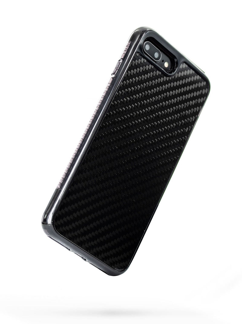 Back image of the Proporta Apple iPhone 8 Plus / 7 Plus phone case in Black