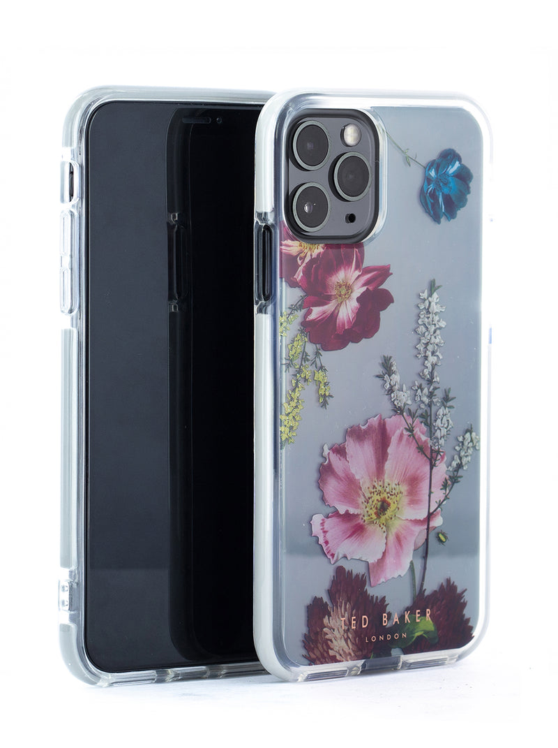 Ted Baker FOREST FRUITS  Anti-Shock Clear Case for  iPhone 11 Pro