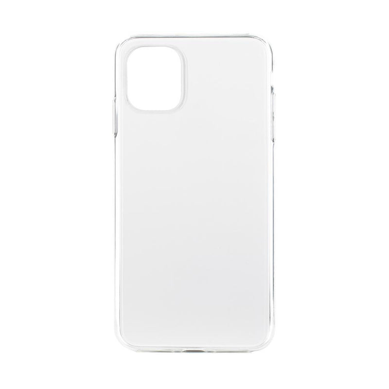 Back shot of the Proporta Apple iPhone 11 back shell in Clear