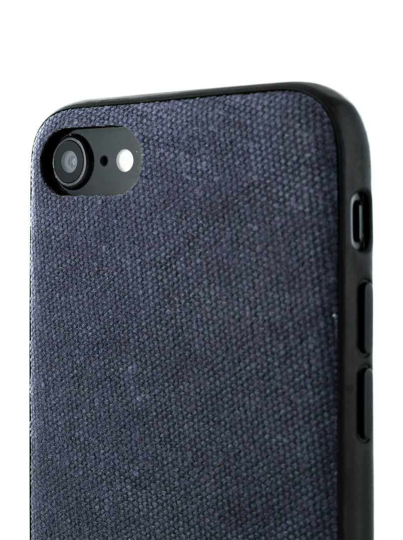 Fat Face Inlay Hardshell for iPhone SE (2020) / 8 / 7 - Navy