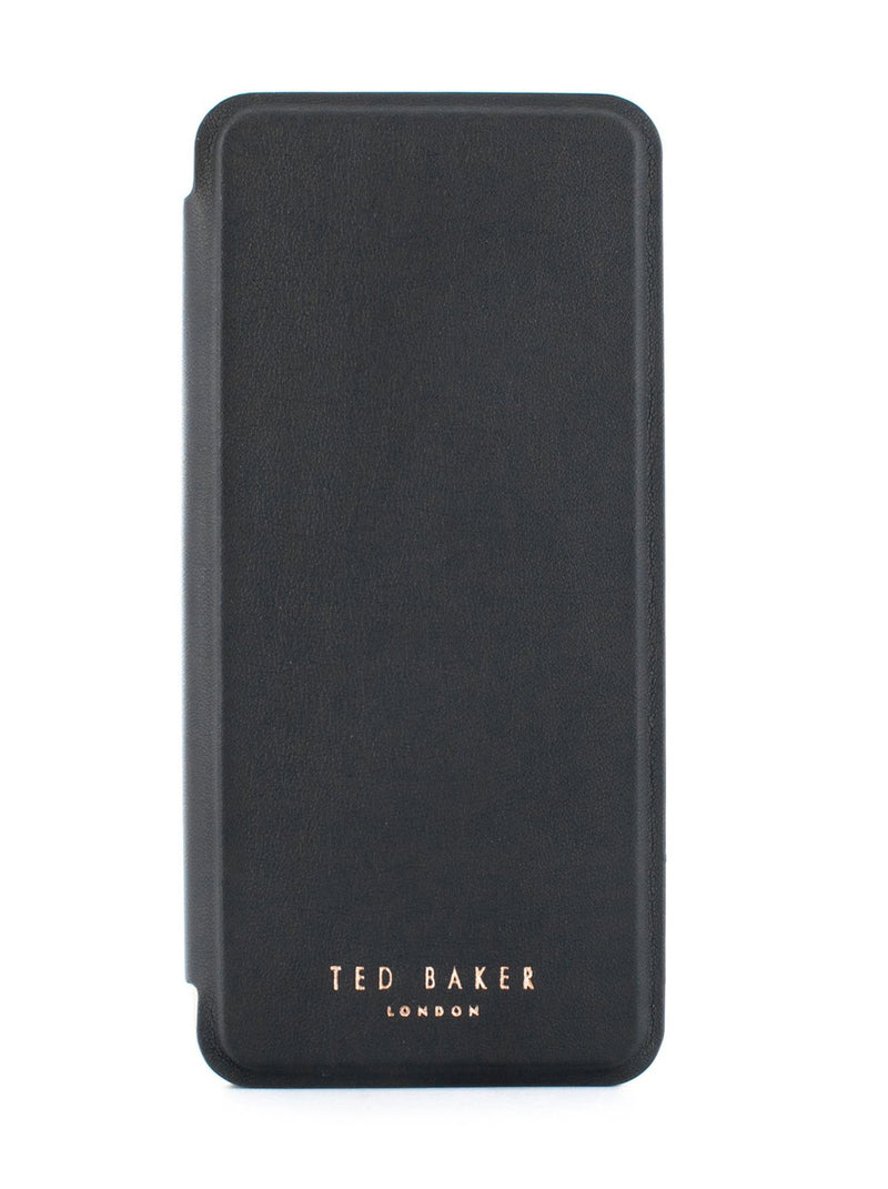 Hero image of the Ted Baker Samsung Galaxy S9 phone case in Black