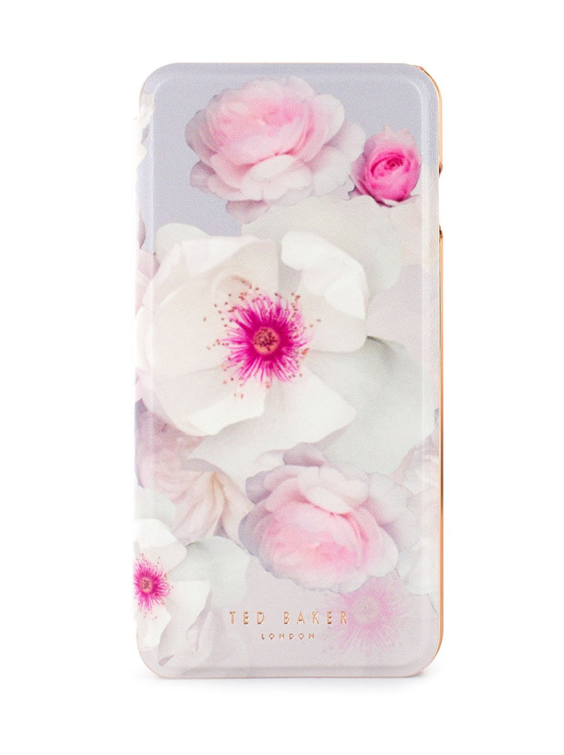Hero image of the Ted Baker Apple iPhone 8 Plus / 7 Plus phone case in Pale Grey