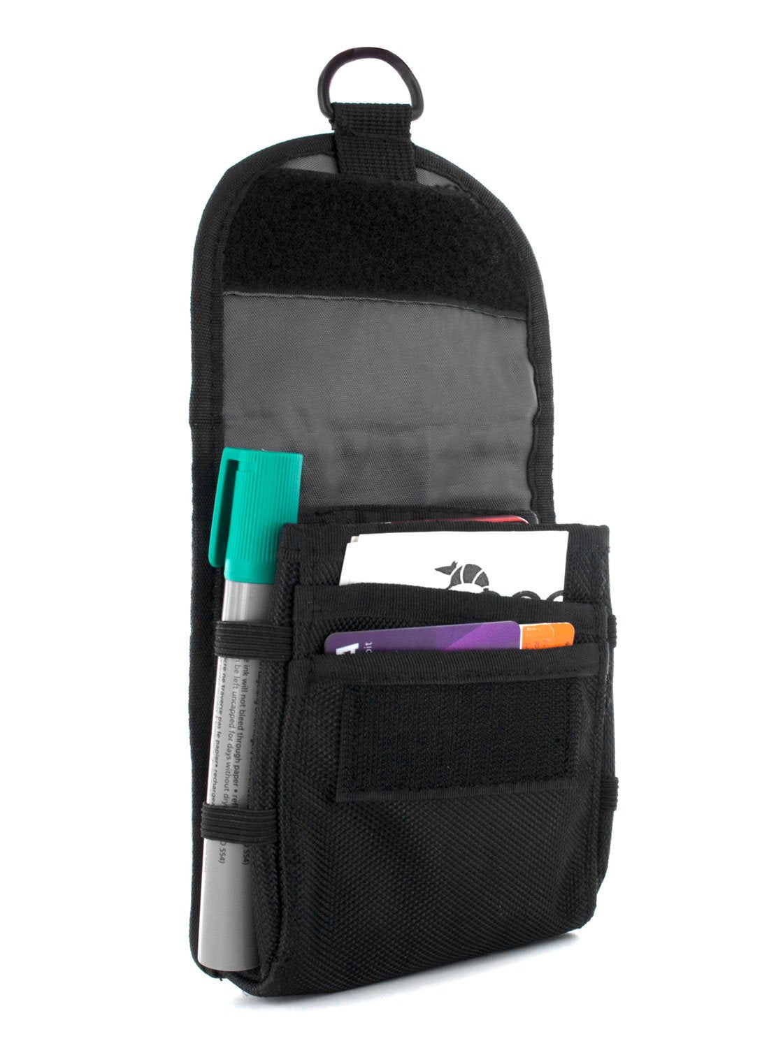 Hero image of the Proporta Universal bag in Black