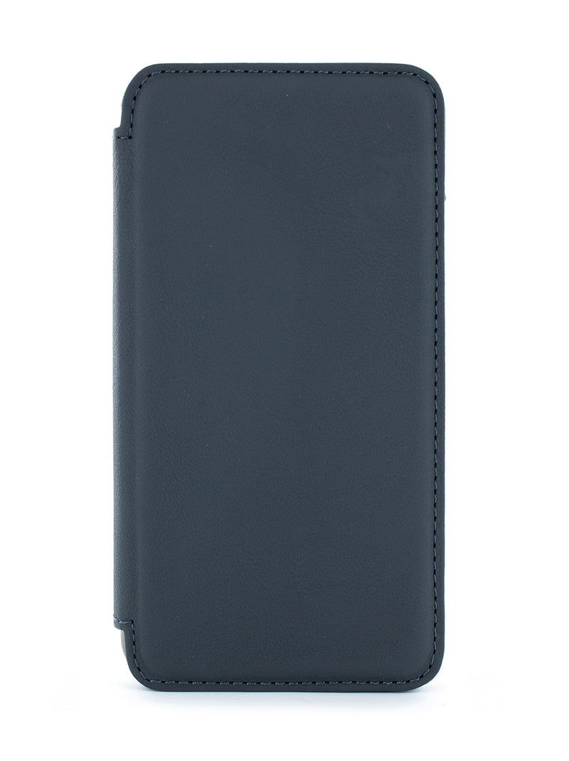 BLAKE Classic Leather Case for iPhone 11 Pro Max - SEAL (GREY)/GUNMETAL