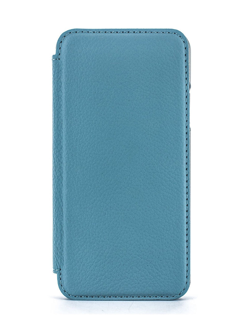 Hero image of the Greenwich Apple iPhone XS / X phone case in Tahiti Blue