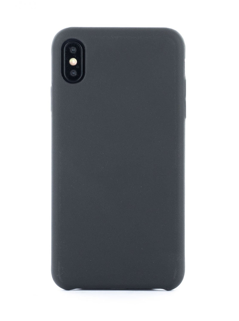 Hero image of the Greenwich Apple iPhone XS Max phone case in Beluga Black