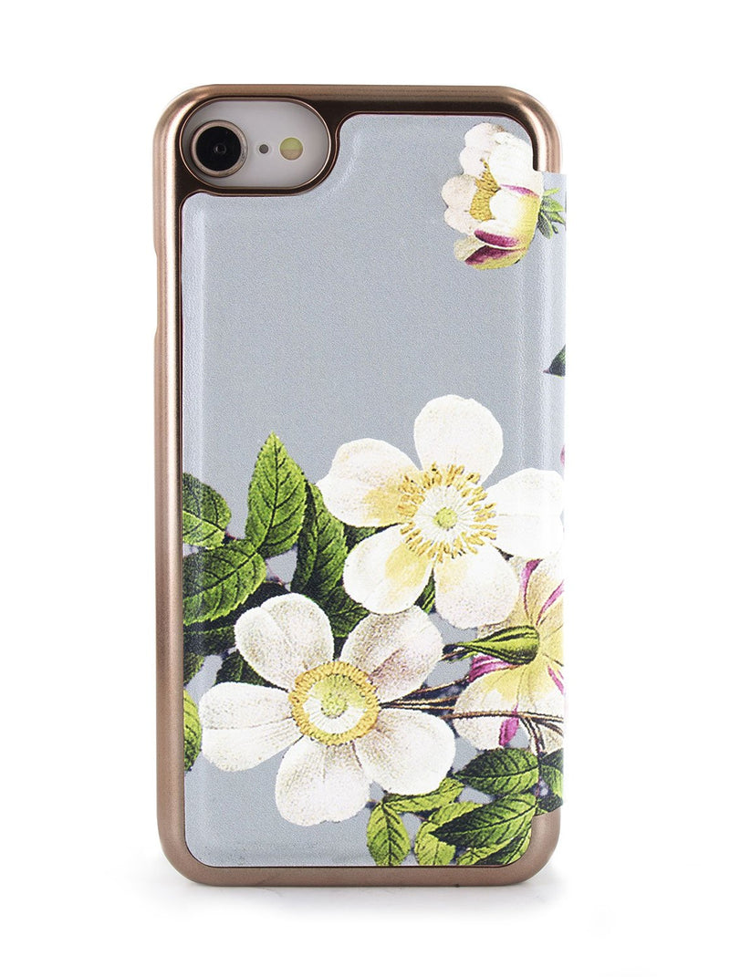 Back image of the Ted Baker Apple iPhone 8 / 7 / 6S phone case in Grey