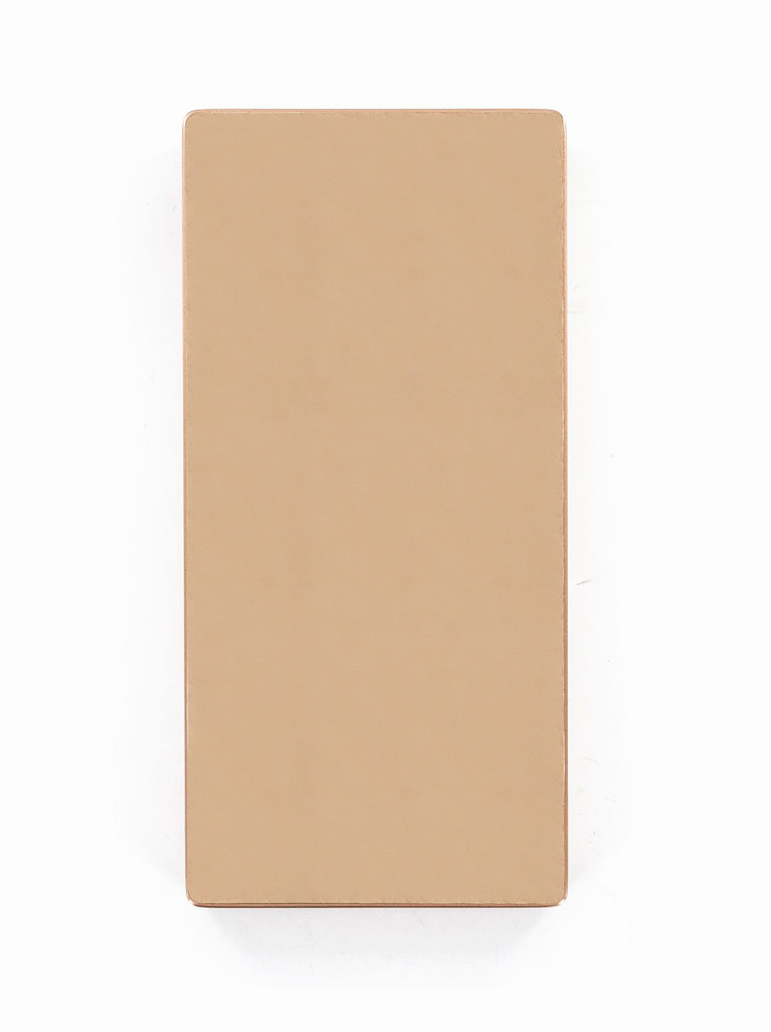 Back image of the Ted Baker Universal wireless charger in Taupe