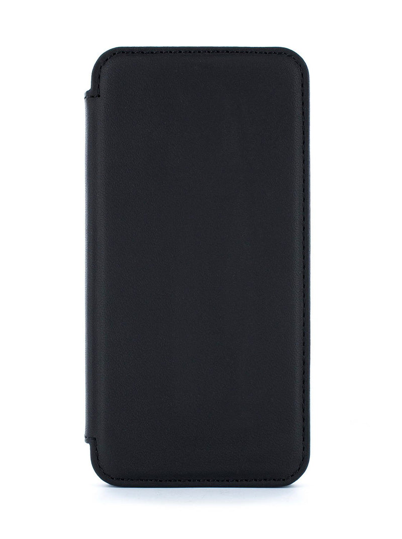 Hero image of the Greenwich Apple iPhone XR phone case in Beluga Black