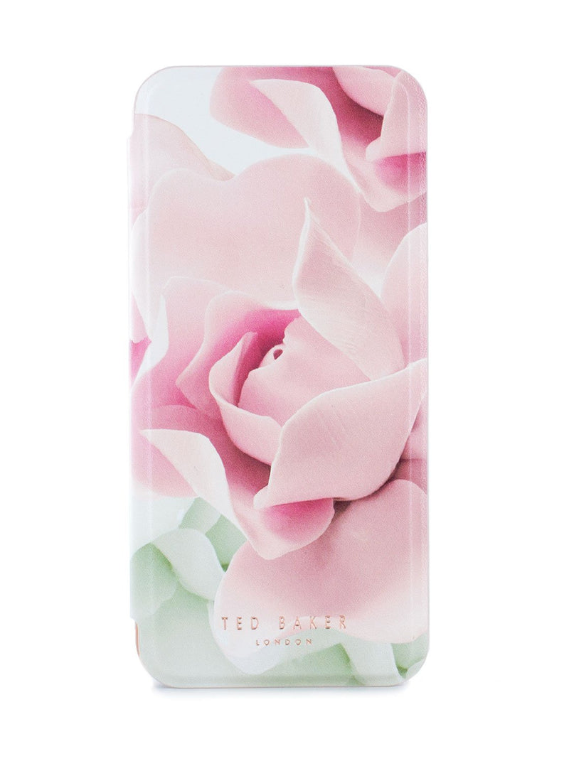 Hero image of the Ted Baker Samsung Galaxy S8 phone case in Nude