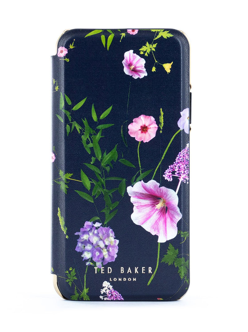 Hero image of the Ted Baker Apple iPhone XS / X phone case in Dark Blue
