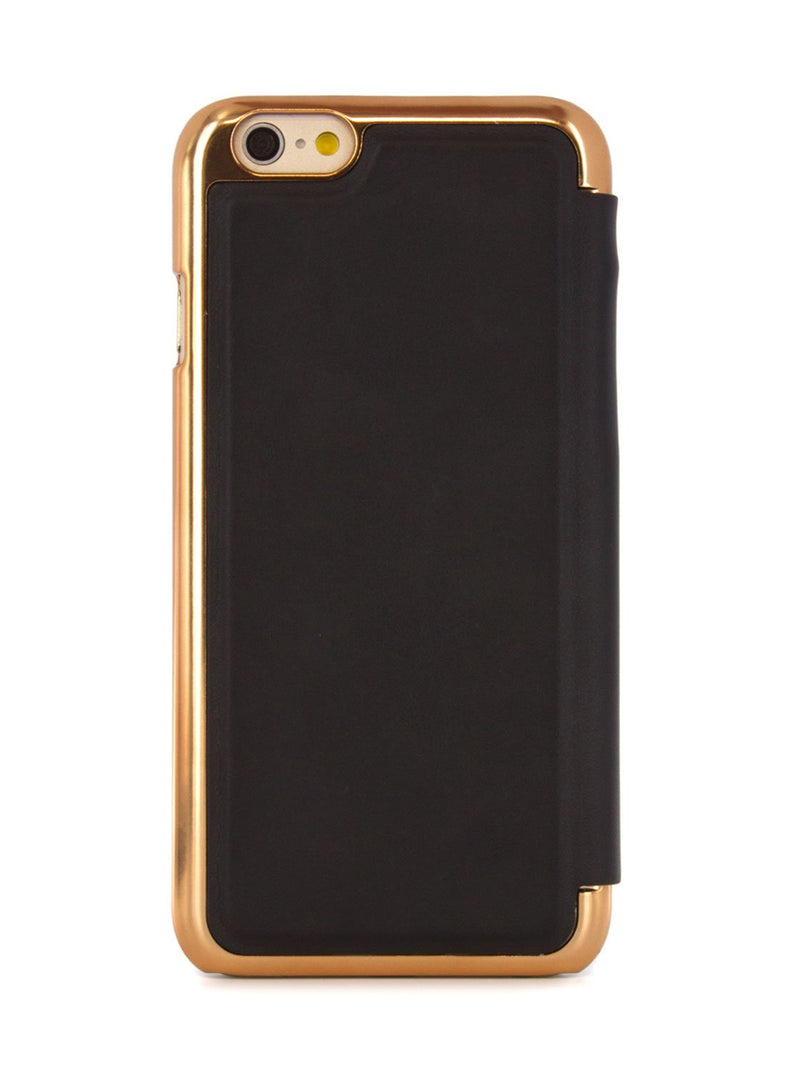 Back image of the Ted Baker Apple iPhone 6S / 6 phone case in Black