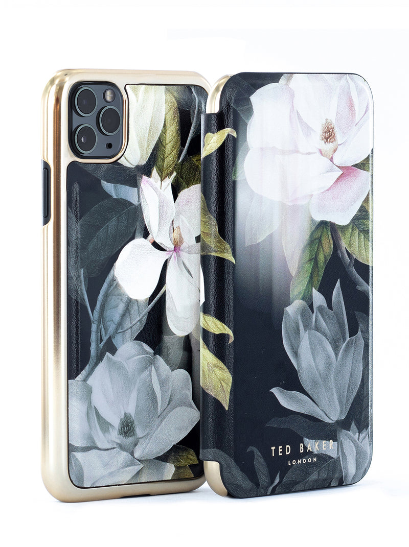 Ted Baker Book Case for iPhone 11 Pro Max - OPAL