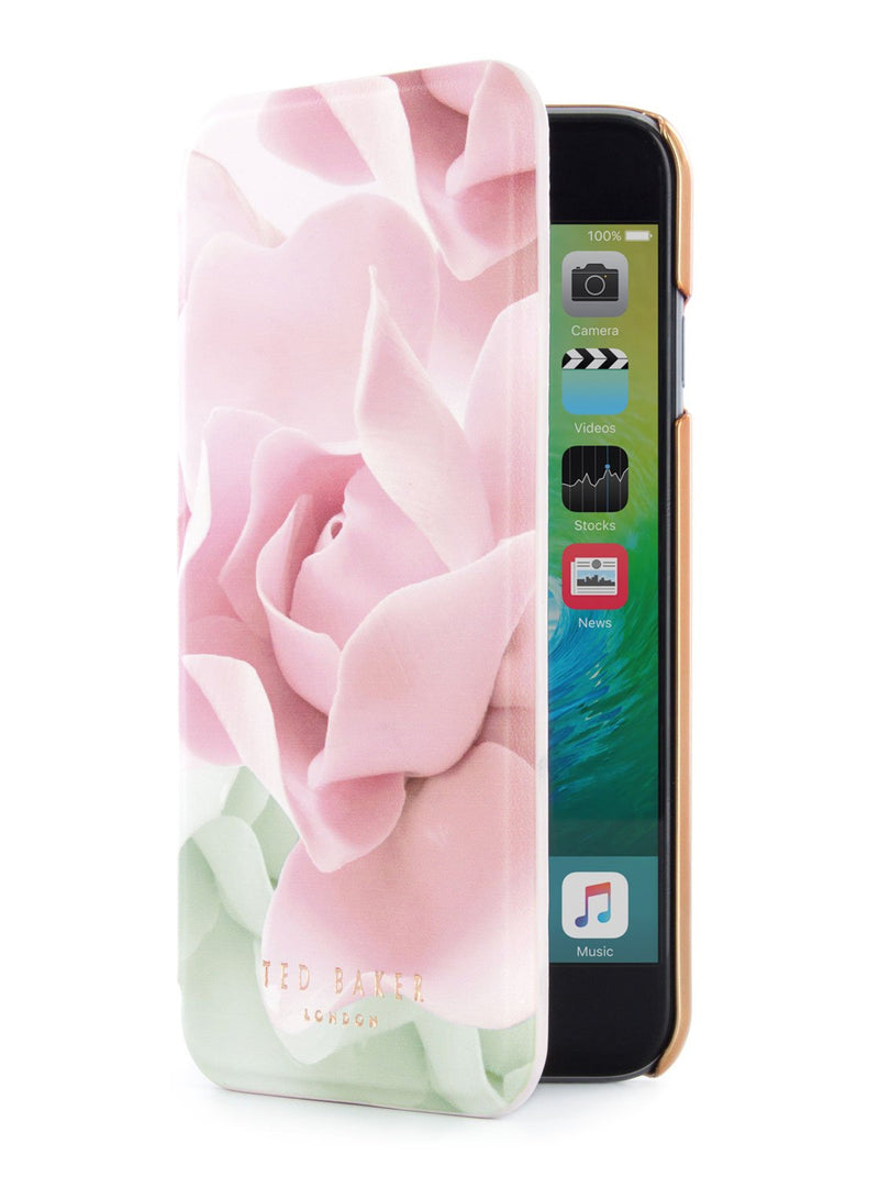 Folio cover image of the Ted Baker Apple iPhone 6S / 6 phone case in Nude