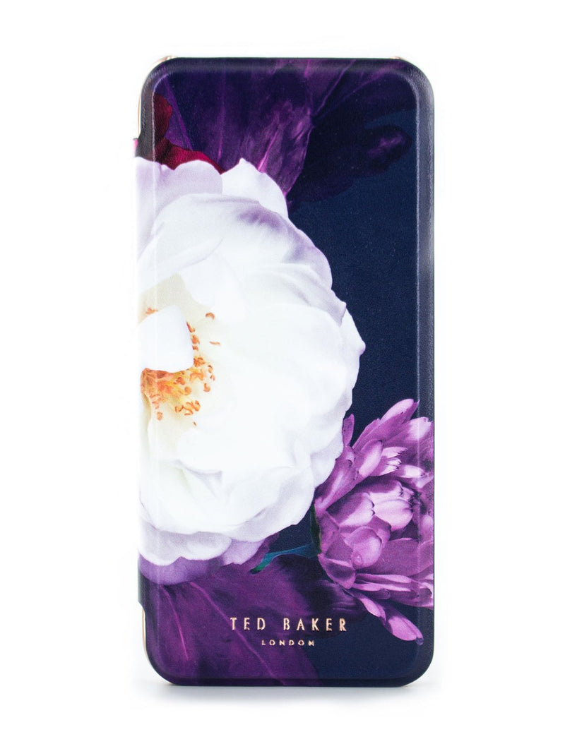 Hero image of the Ted Baker Samsung Galaxy S8+ phone case in Black