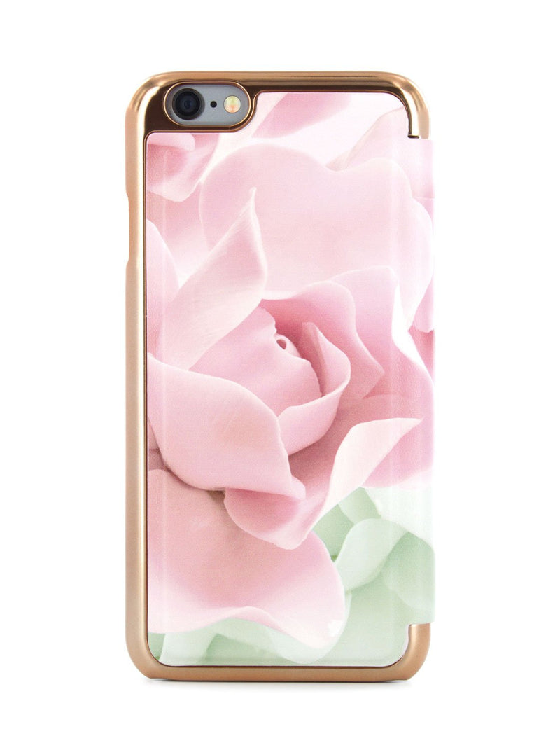 Back image of the Ted Baker Apple iPhone 6S / 6 phone case in Nude