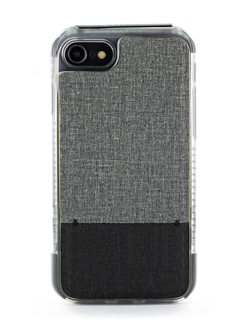 Hero image of the Proporta Apple iPhone 8 / 7 / 6S phone case in Grey