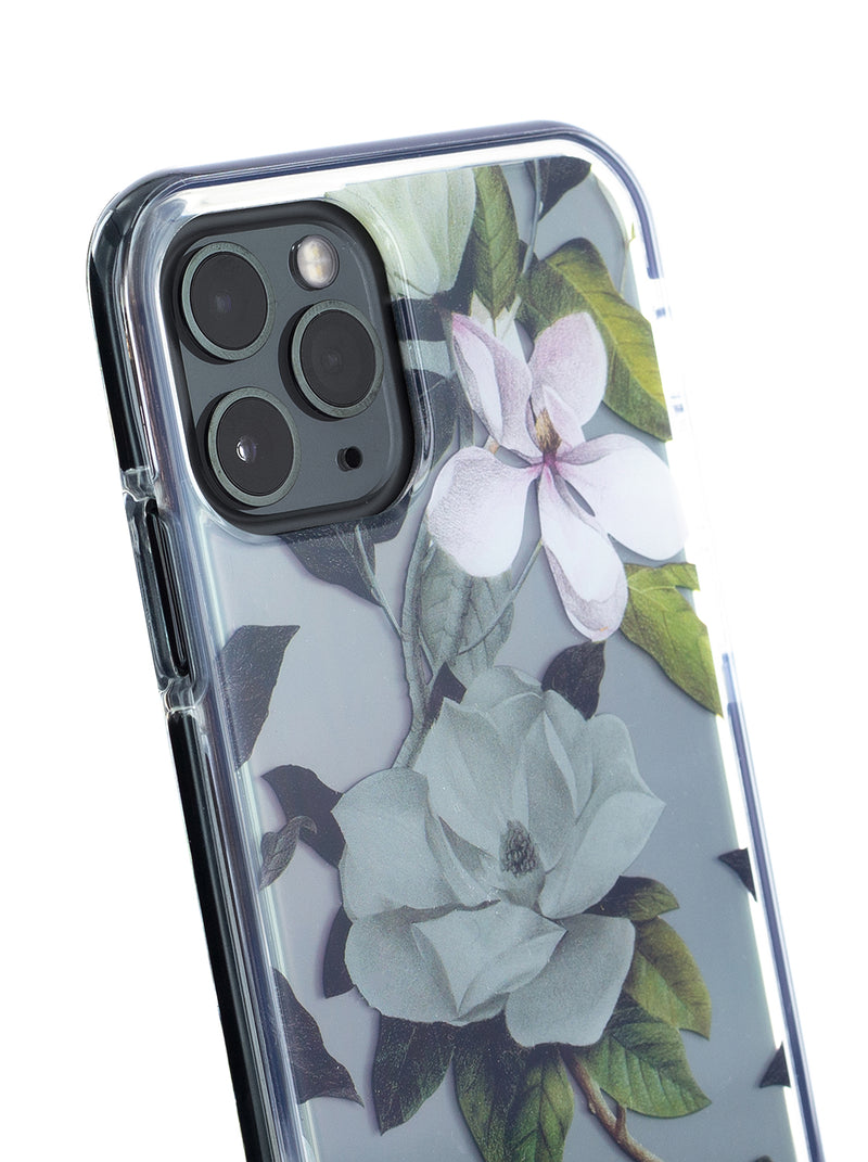 Ted Baker OPAL Anti Shock Case for  iPhone 11 Pro - Clear Back