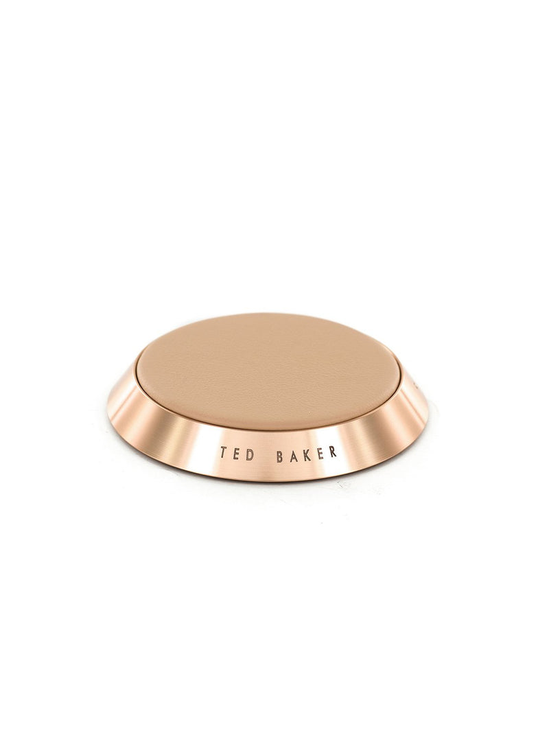 Hero image of the Ted Baker Universal power bank in Taupe